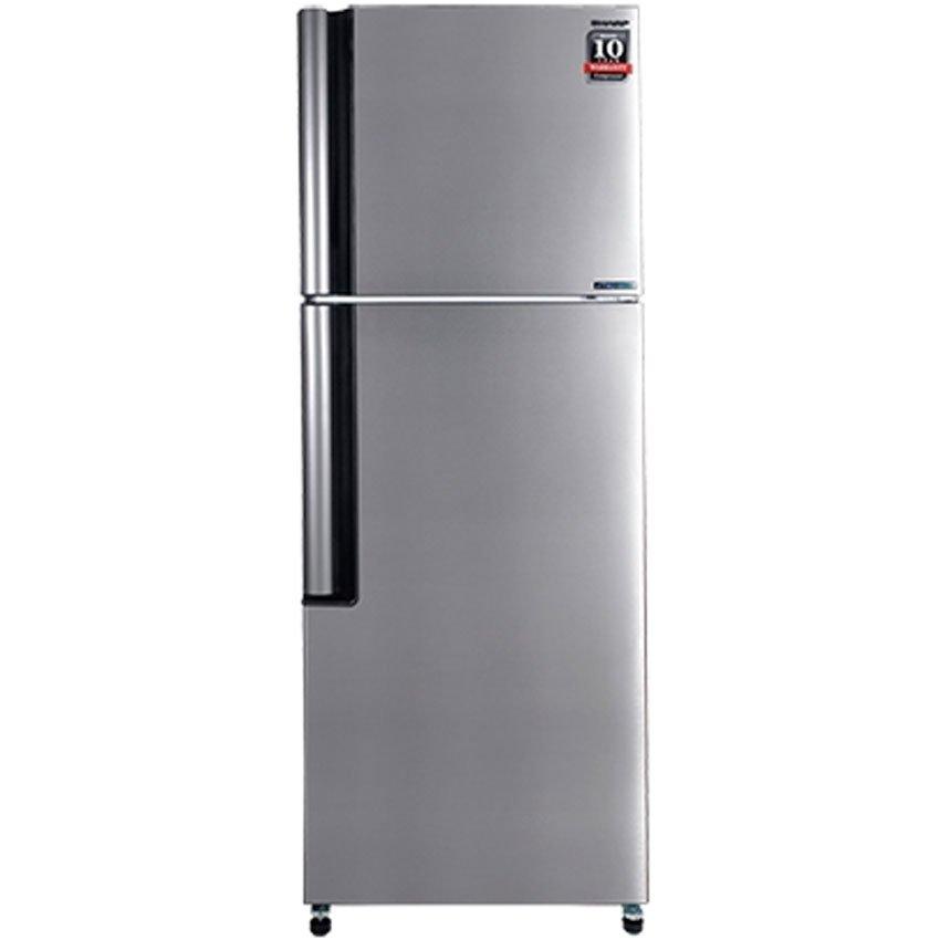 Tủ lạnh Sharp SJ-X430EM-SL,Tủ lạnh Sharp Hãng HCM