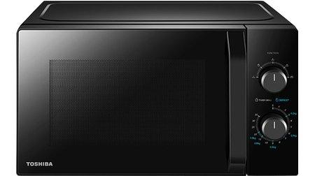 Lò vi sóng Toshiba 21 lít MW2-MM21PC(BK)