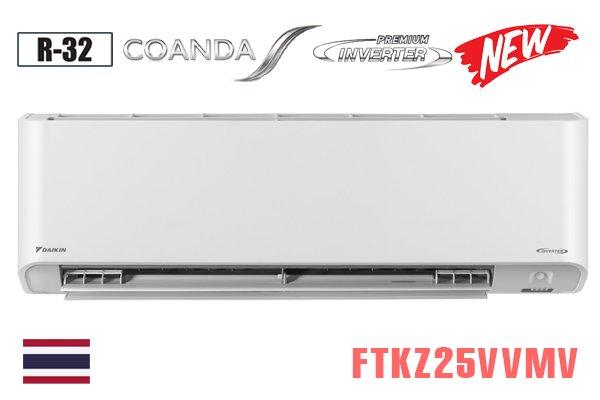 Máy lạnh Daikin Inverter 1 HP FTKZ25VVMV