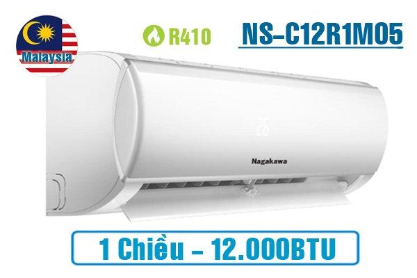 ĐIỀU HÒA 1 CHIỀU 12000 BTU/H NS-C12R1M05 - MADE IN MALAYSIA