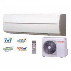 Máy lạnh Toshiba Inverter 1HP RAS-H10HKCVG-V