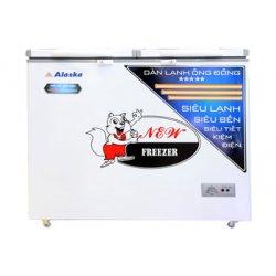 Tủ đông mát Alaska BCD-3068C (Dàn Đồng)